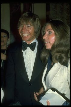 John Denver with Annie - New York, Feb. Denver Pyle, John Denver, He's Beautiful, Rocky Mountains, Music Is Life, Famous People, Mountain High, New York, Singer