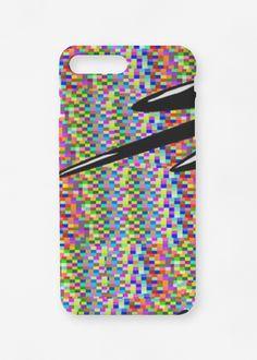 The kiss - iphone case - iPhone Case by Lluïsa Díaz Vida Design, Unique Iphone Cases, Kiss, The Originals, Abstract, Digital, Core, How To Make, Minimalist