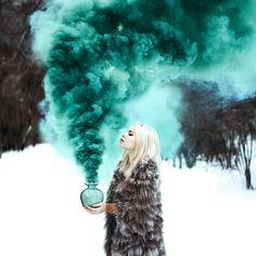 """Djinn"" — Photographer: Nora Drugan Model: Маша Сидорова (Masha Sidorova)"