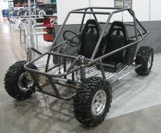Buggy frame design
