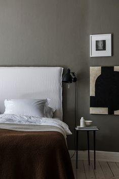 Elin Kickén's home - via Coco Lapine Design blog