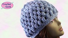 Free Crochet Lessons - Subscribe Today - http://goo.gl/6SijyT - Sharing Crochet with the World, One Stitch at at Time, Crochet Geek. Learn with Crochet Geek ...