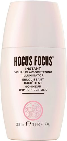 Soap & Glory Makeup Selections for Spring/Summer 2016 | Soap & Glory Hocus Focus