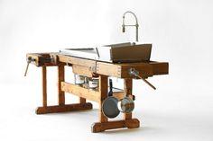 Weiteres - Küche Studio-K - zeitgereift - ein Designerstück von…