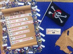 Kids with a View: Pirate classroom treaty