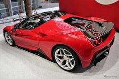 Ferrari J50! ❤️😍 .  #j50 #mclaren #650s #LaFerrari #porsche #918 #spyder #bugatti #chiron #veyron #ferrari #tdf #trs #458 #488 #cars #car #maserati #lamborghini #aventador #sv #huracan #italy #germany #gt #europe #european #pagani #huayra #koenigsegg