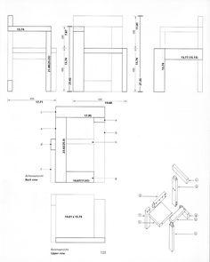 steltman chair | Rietveld Chair Plans