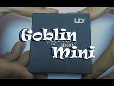 Goblin mini by UD - BasilisL (Greek ecig Reviews)