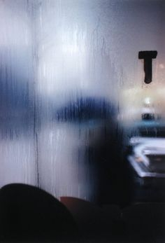 "Saul Leiter, ""T"", 1950"