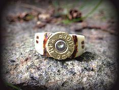The antlered doe ring - Tomboy
