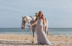 Holly & Dustin's destination wedding in Cabo San Lucas, Mexico; Mexico beach wedding, beach wedding in Mexico, beach wedding photography @destweds