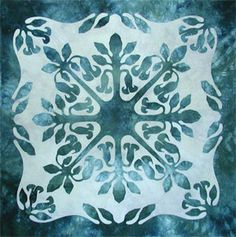 Stacy's Quilt Pattern - Angel's Trumpet