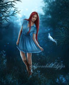 My Magic World by moonchild-ljilja.deviantart.com on @deviantART