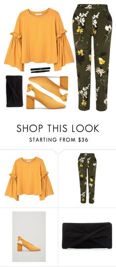 """2.27"" by oldskinnyjeans ❤ liked on Polyvore featuring MANGO, River Island, Reiss and Yves Saint Laurent"