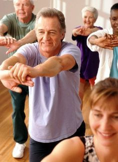 Simple Balance Exercises for Seniors