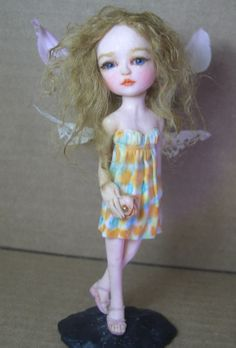 handmade fairy doll | New: A brand-new, unused, unopened, undamaged item (including handmade ...