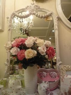 New Shabby Chic Homewares, French Provincial Furniture, Soft Furnishings, Linen, Manchester.
