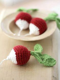 radis crochet
