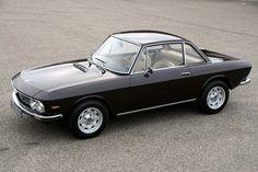 Motor--Sport™ - archaictires: 1973 Lancia Fulvia Coupé 1.3S
