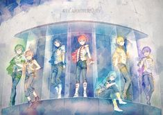 All Anime, Manga Anime, Anime Art, Anime Boys, Youkai Watch, Sad And Lonely, Digimon, Kawaii Anime, Idol