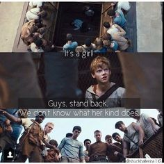 The Maze Runner Maze Runner ❤ liked on Polyvore featuring pictures