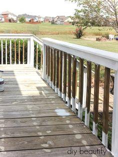 1000 ideas about painted decks on pinterest back deck ideas decks