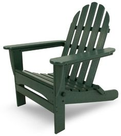 Yay!!!  Adirondack chair!!!  I want a couple of real ones.