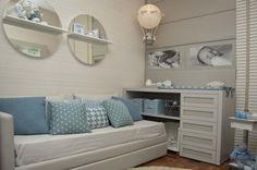 Nascimento do bebê real inspira decoração provençal e clássica para quarto infantil