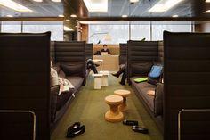"""Sleeper cells @ """"Hub Central"""" - Student-led design - university of adelaide sleeper cells"""