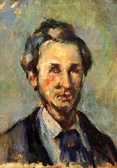 Paul Cezanne - Victor Chocquet