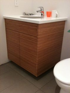 bamboo bathroom vanities by james henderson lumberjockscom woodworking community - Bamboo Vanity Bathroom