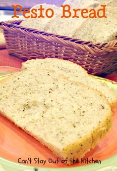 Pesto Bread | Cant