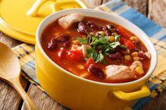 Mexikói bableves csirkemellel Recept képpel - Mindmegette.hu - Receptek