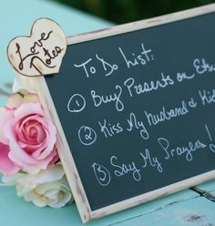 Chalkboard Farmhouse Love Notes, Photo Booth Prop, Heart decor for Valentines day wedding#valentines dayv