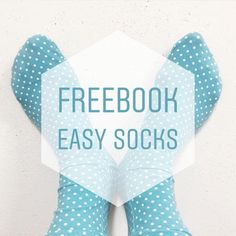 freeBooks freeBooks,freeBooks GRATIS Nähanleitung freebook gratis Nähanleitung Socken Easy Socks There are images of the best DIY designs in the world. Knitting Projects, Knitting Patterns, Sewing Projects, Sewing Patterns, Crochet Patterns, Sewing Tips, Debbie Macomber, How To Start Knitting, Knitting For Beginners