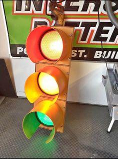 Traffic Light, Flag Semaphore