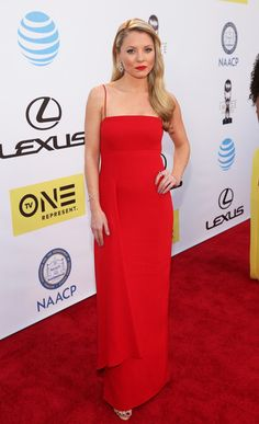 Kaitlin Doubleday Photos - 47th NAACP Image Awards Presented By TV One - Red Carpet - Zimbio