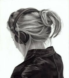 By Yanni Flores - charcoal