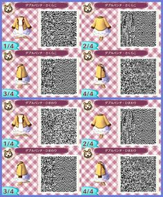 """Costume QR code """"double whammy of love."""""""