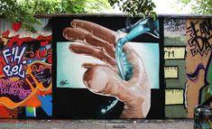 Yash street art