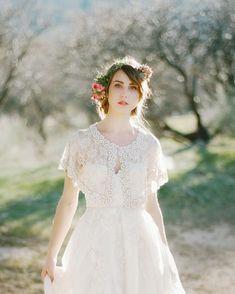 可愛いね♡って言われたい!花嫁さんにおすすめの〔前髪アレンジ〕まとめ♩にて紹介している画像