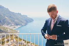 Ravello destination weddings. Italian and professional wedding photographer Enrico Capuano - www.amalficoastwedding.photos