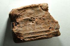 Brick from Gothic period (XII-XIV century, Wrocław) Period, Brick, Gothic, Desserts, Food, Tailgate Desserts, Goth, Deserts, Essen