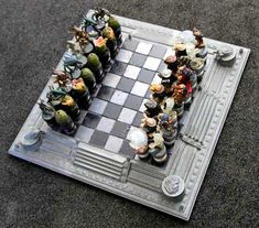 Aliens vs. Predators - Chess Set