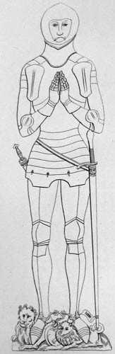 Brian Stapleton 'Sir Knight' 1379–1438  BIRTH 1379 • Ingham, Norfolk, England DEATH 1438 AUG 17 • Ingham, Norfolk, England 19th great-grandfather. Burial: Ingham Priory, Ingham, Norfolk, England (Eddy Family) Wife: Cecily Bardolf