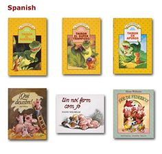 Children's Books Forever - Free Spanish childrens books to download