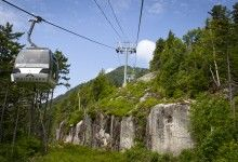 2.Scenic Drive Up Whiteface Mountain