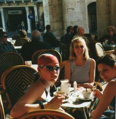 Jade, Natalie, Nicole, Italy 2001