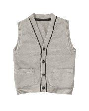 MOAR SWEATER VESTS.  I should start looking in the boys section.
