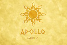 Percy Jackson fan? This is a wallpaper I created for the children of Apollo. Enjoy!